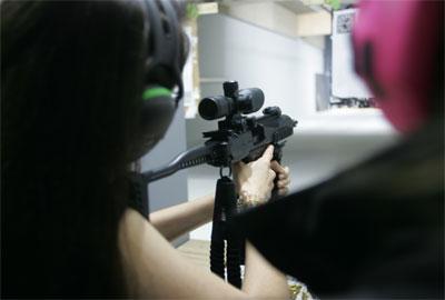 Schnupperschießen
